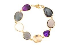 Eight Stone Bracelet