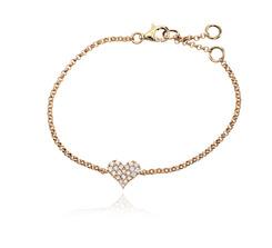 Full Heart Bracelet